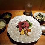 ほいっぽ - ステーキ定食