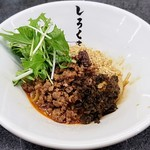しろくま - 【汁なし担々麺】¥850(税抜)