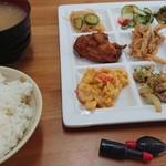 Sanaあわじ - 料理写真:ワンコインランチ 500円
