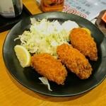 一軒め酒場 - 牡蠣フライ