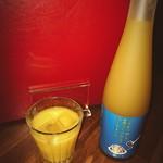 居酒屋 HALU - マンゴー梅酒