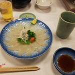 大東旅館 - 料理写真: