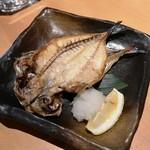 日本酒原価酒蔵 - トロアジの干物