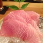 魚と手作り豆腐 三邑 - ブリ造り