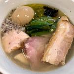 クラム&ボニート 貝節麺ライク - 料理写真: