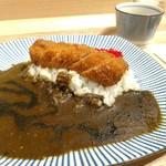 EDOCCO CAFE MASU MASU - 勝カレー。