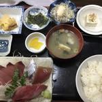 味処 ながしま - 料理写真: