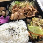 食道楽 - 日替わりランチ♪ 700円