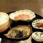 10063612 - 鯛茶セット