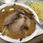 100635619 - 味噌つけ麺 ¥680                       トッピング(チャーシュー) ¥300