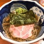 榮じ - 料理写真:はまぐりそば(800円)