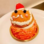 ケーキの店 デュゥオ - 料理写真:サンタシュー(350円)