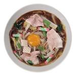 麺や ハレル家 - タンメン黒