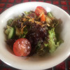 カルヴァドス - 料理写真:サラダ