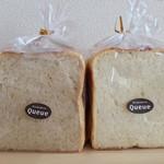 100641007 - 食パン2種