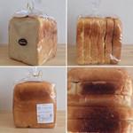 100642002 - ホシノ酵母食パン、6枚切り(330円)