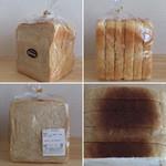100642003 - ホシノ酵母胚芽食パン、6枚切り(330円)