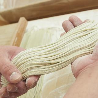 石臼引き手打ち十割蕎麦