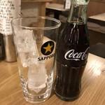 二尺七輪 鳥玖 - コーラ!