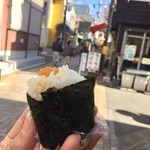 蒲田屋 - とり天マヨ 110円