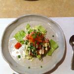 西欧食館ふうび - 料理写真:前菜