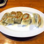 麺壱 吉兆 - 餃子(350円)