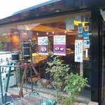 10065960 - ランチメニューは店外や店内に貼られている2種類