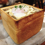 100651188 - チーズカレージャンボトースト