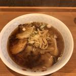 藤七屋 - チャーシュー麺