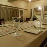 Italian dining LUI - 2F