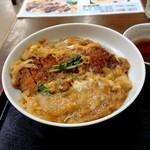 満腹食堂 - カツ丼