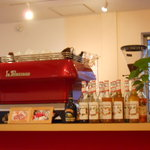 Coffee & baby  - 店内