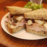 Machinopara - ローストポークのサンドイッチ