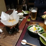 一汁五菜 - 牡蠣鍋✨
