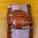 菓子工房 あおい - あおいのマドレーヌ(メープル)