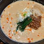 ラーメン 申家 - 極担々麺