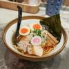 ソラノイロ ナゴヤ - 料理写真:味玉金の中華そば☆
