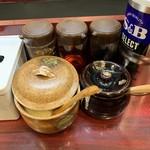 なりたけ TOKYO - 調味料 ニンニクはおろしタイプでたっぷり入ってる