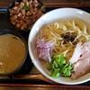 全力 - 料理写真:濃厚つけ麺 全体