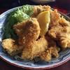 わかまつや - 料理写真:【魚フライランチ(780円)】メインの魚フライ