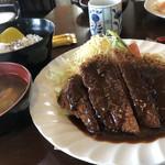 ポパイ - 料理写真:ママさんオススメの日替わりランチ