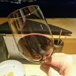 焼鳥 山もと - 赤ワイン