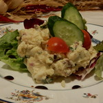 Italian dining LUI -