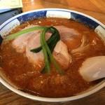100674934 - 「ダーローダンダンメン」(太肉担々麺)
