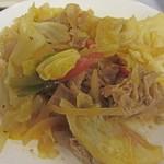 中央食堂 - 回鍋肉