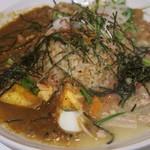 アジアンキッチン オオツカレー - 相方の食べたの