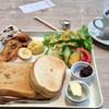 ベーカリー&サンドイッチカフェ アラタマ - 料理写真:モーニングセット ホットコーヒー