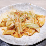 100679012 - ホルモン味噌炒め