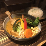 100686011 - 【チキンと野菜】(1280円税込)