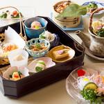 日本料理 瀬戸内 - 3-4月春彩御膳
